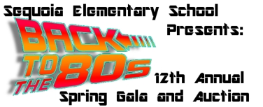 Gala 2017 Back to the 80s