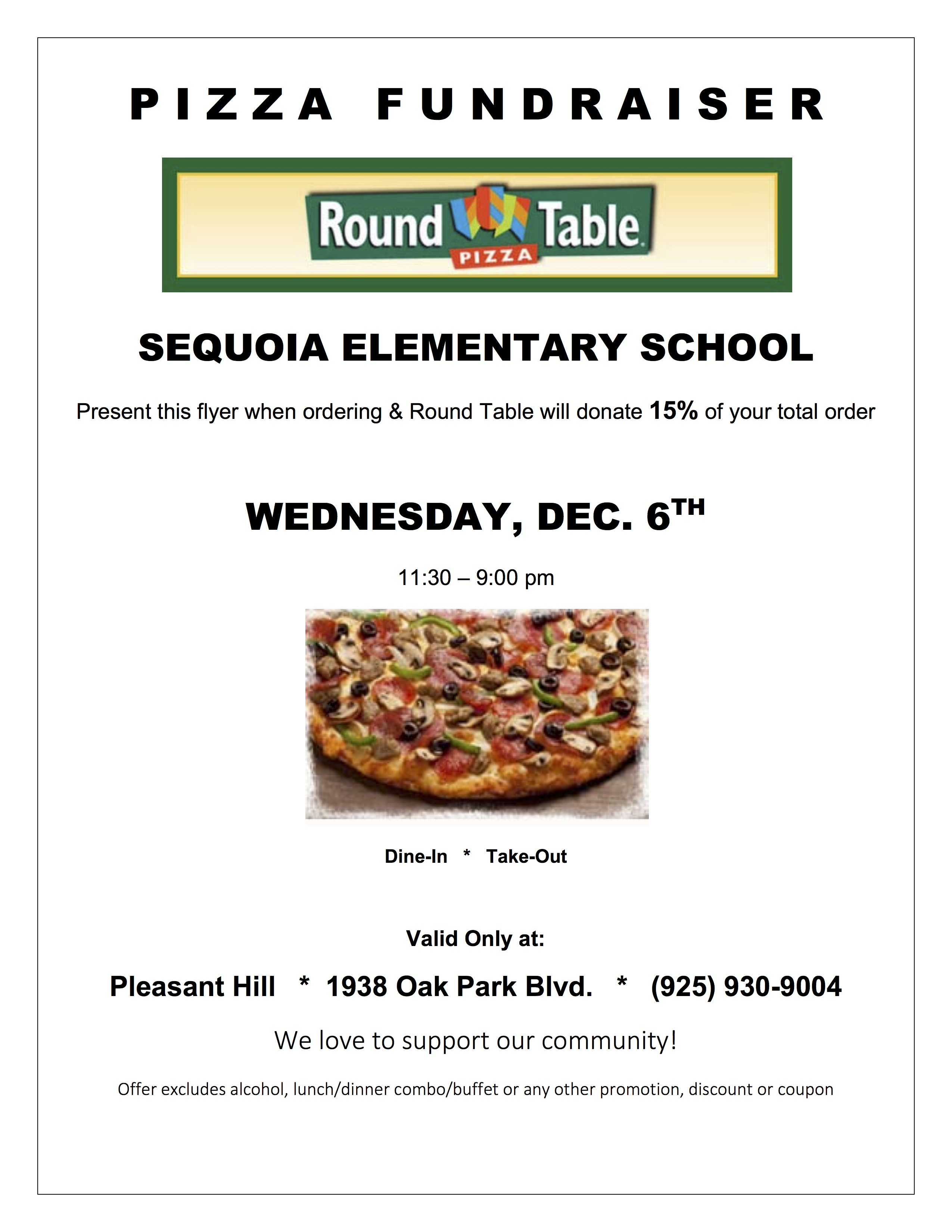 Round Table Pizza Lunch Buffet Coupons Choice Image Table Design